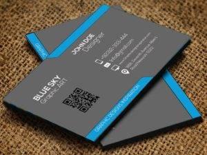Бизнес визитки 4