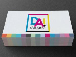 Визитки для дизайнеров 3