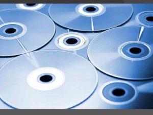 Заказать тиражирование CD DVD