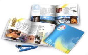 Печать каталогов малыми тиражами