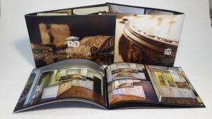Офсетная печать каталогов в Москве