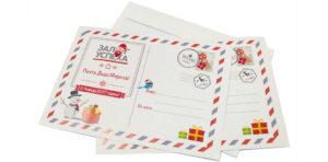 Почтовые конверты на заказ