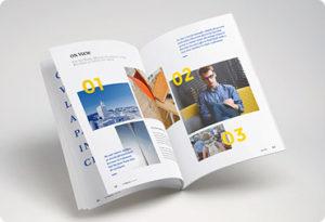 Срочная печать каталогов в Москве