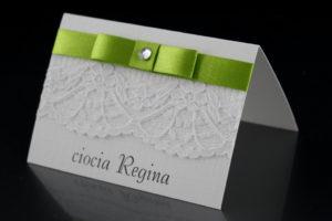 Визитки на свадьбу на заказ