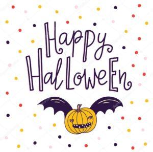 Открытки на Хеллоуин фото
