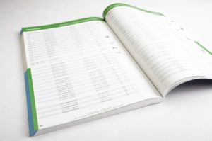 Печать книг-каталогов