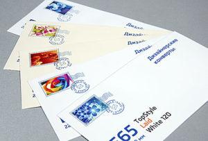 Изготовление почтовых конвертов