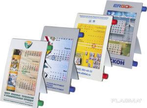 Настольные календари на заказ