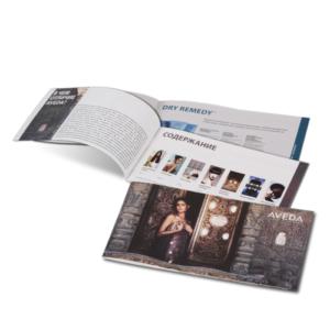 Печать А5 каталогов