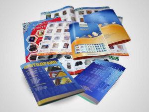 Срочное изготовление каталогов