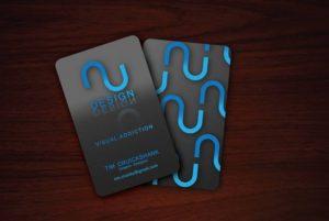 Печать ВИП-визиток