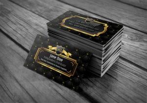 ВИП-визитки изготовление