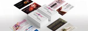 Цифровая печать визиток на заказ