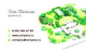 Дизайн визиток для дизайнеров