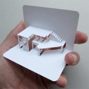 Дизайн визиток для дизайнеров на заказ