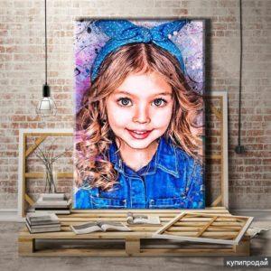Печать портретов