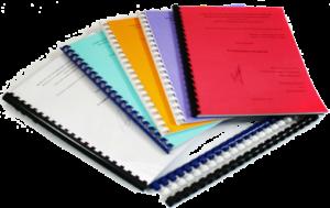 Цветная печать презентаций на заказ