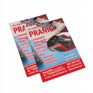 Заказать цифровую печать листовок малым тиражом