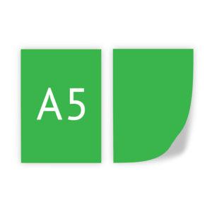 Листовки А5 на заказ