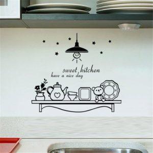 Наклейки на кухню на заказ