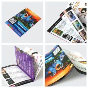 Буклеты-листовки на заказ