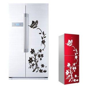 Наклейки на холодильник на заказ