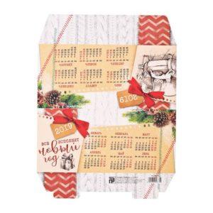 Календари на новый год на заказ