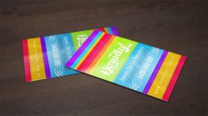 Дизайн визиток для дизайнеров фото