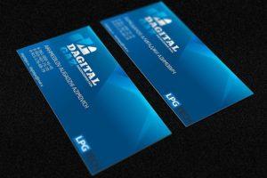 Разработка дизайна бизнес визиток на заказ