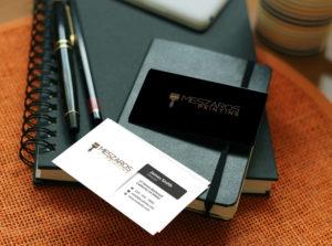Разработка дизайна бизнес визиток фото