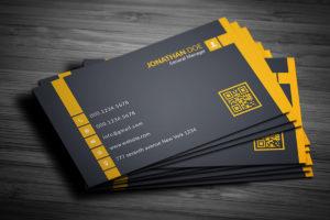 Дизайн визиток интернет-магазина в Москве