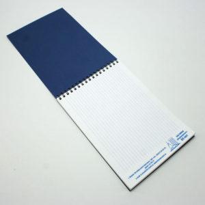 Изготовление тетрадей с логотипом