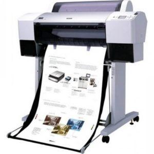 Печать проектов