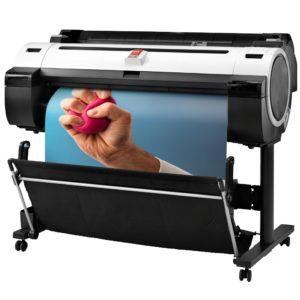 Широкоформатная печать на холсте на заказ