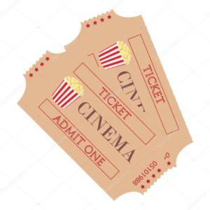 Билеты для кинотеатров фото