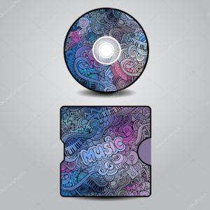 Обложки компакт-дисков фото