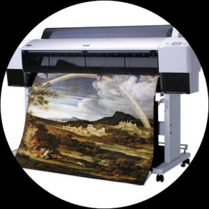 Печать широкоформатных чертежей