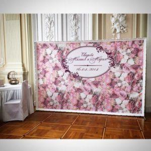 Баннеры на свадьбу в Москве