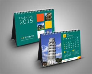 Заказать дизайн календарей
