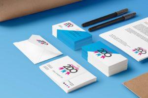 Заказать разработку дизайна бизнес визиток