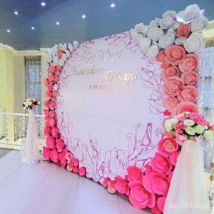 Заказать баннеры на свадьбу