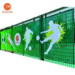 Баннеры на забор фото