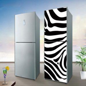Наклейки на холодильник фото