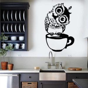 Печать наклеек на кухню