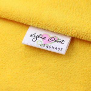 Изготовление бирок на одежду