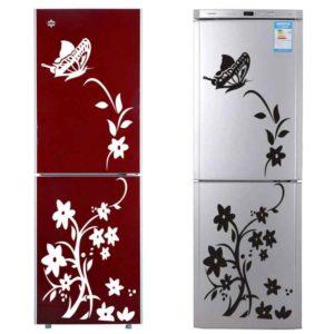 Изготовление наклеек на холодильник