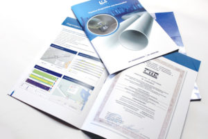 Печать брошюр А5