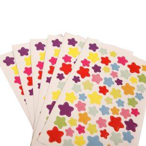 Изготовление бумажных наклеек