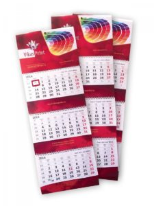 Календари с логотипом фото