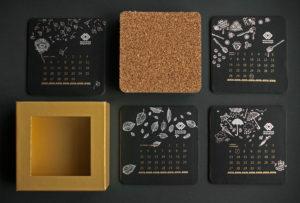 Дизайн календарей на заказ
